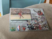 1998 UD Collectible MICHAEL JORDAN 3D motion Game 6