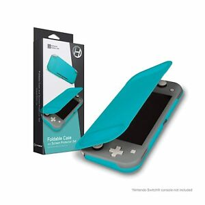 Hyperkin Foldable Case & Screen Protector Set for Nintendo Switch Lite Turquoise