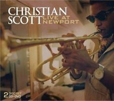 Live at The Newport Jazz Festival 0888072308534 by Christian Scott CD