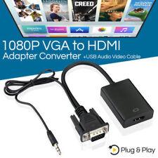 Câbles et adaptateurs avec un connecteur Standard HDMI mâle pour écran et équipement audio et vidéo