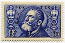 """FRANCE STAMP TIMBRE N° 319 """" MORT DE JEAN JAURES 1F50 OUTREMER """" NEUF xx TB"""