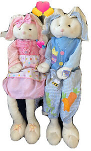 Stuffed Bunny Collectibles