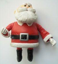 "5"" Santa Claus Plastic Figure Rudolph Island Misfits Toys Playing Mantis"