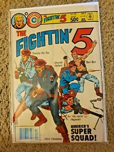 Fightin Five Vol 2 #42 By Charlton Comics Release Date 10/1/1981