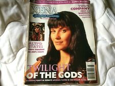 Xena the Warrior Princess official magazine June 2000