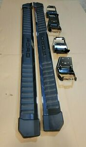 New Take Off 2021 Ford F150 Chrome Running Boards Fits 15-21 F150 CREW CAB