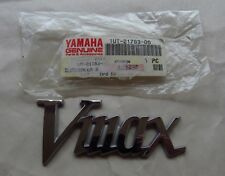 YAMAHA 1986-1992 VMX1200 V-MAX 1200 NOS LEFT SIDE COVER EMBLEM BADGE