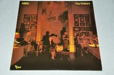 Abba-The Visitors-POP 80er-album vinile disco LP