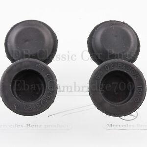 ORIGINAL MERCEDES Gummi Scheibe Blindstopfen W115 W116 W123 W124