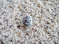 """Vintage Eagle Boy Scouts of America Sterling Silver Ring """" Be Prepared """" Size 6"""