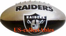 NFL OAKLAND RAIDERS Football Key Chain Classic Logo Souvenir Sports Collectable