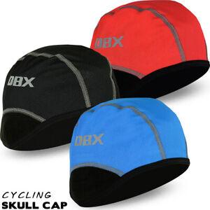 Cycling Under Helmet Bicycle Cycling Skull Cap Head Wear Windstopper Hat DBXGEAR