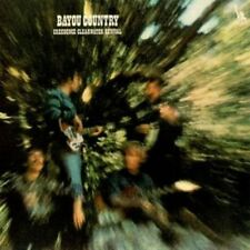 CREEDENCE CLEARWATER REVIVAL - BAYOU COUNTRY [CD]