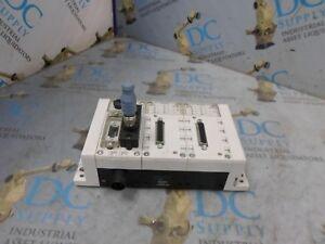 FESTO CPX-GE-EV-S CPX-GE-EV TERMINAL INTERLINKING BLOCK CONTROLLER