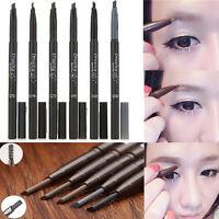 Beauty Makeup Waterproof Eyebrow Eye Brow Pencil Liner With Brush Cosmetic Tool