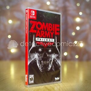 Zombie Army Trilogy (Switch, Physical) - New/Sealed