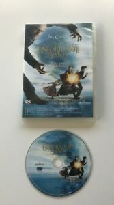 Lemony Snicket's A Series Of Unfortunate Events DVD JIM CARREY