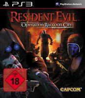 PS3 Spiel - Resident Evil: Operation Raccoon City [Standard] DEUTSCH mit OVP