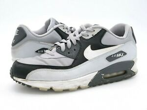 Nike Air Max 90 Essential Gray Sneakers for Men for Sale ...
