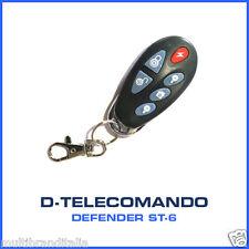 TELECOMANDO DEFENDER ST-6 ADDIZIONALE ANTIFURTO ALLARME CASA