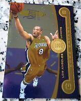 KOBE BRYANT 2005 2006 Topps First Row PURPLE RARE SP 001/325 Lakers MVP HOF $$