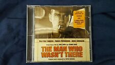 COLONNA SONORA  - THE MAN WHO WASN'T THERE (CARTER BURWELL). CD