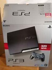 Playstation 3 Slim PS3 Slim Top Condition 320 Gb