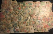 Worldwide Off Paper Stamps-Unsearched Collection LoT-Mint-used/glassines+