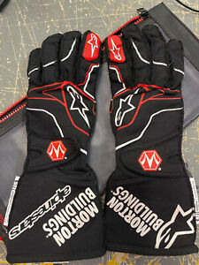 Kevin Harvick 2020 Morton Building Alpinestars Nascar Drivers Gloves