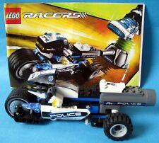 LEGO Racers - réf 8221 - Le Bulldog Police