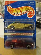 Hot Wheels Avon Father and Son Collection Pack, Mercedes!