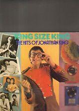JONATHAN KING - king size king LP