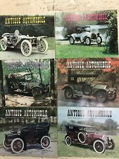 1972 Antique Automobile Complete Year Six Issues Lot