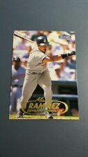 MANNY RAMIREZ 1998 FLEER TRADITION CARD # 388 B5463