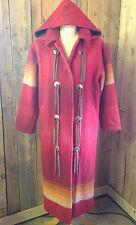 vtg WOOLRICH navajo BLANKET coat SIZE 12 pendleton STYLE native american RARE