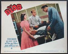 THE BLOB STEVE MCQUEEN SCIENCE FICTION 1958 LOBBY CARD #3