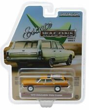 Greenlight  1970 Oldsmobile vista Cruiser - Gold Woody 1:64 NEU