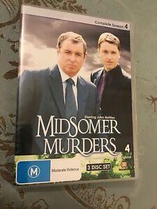 Midsomer Murders : Season 4