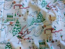 DAISY KINGDOM #3434 PEPPERMINT HILLS FABRIC BY SANDI GORE- EVANS  -BY THE YARD