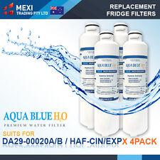4x Samsung French Door Fridge Srf680cdls Replacement Water Filter For