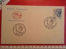 Busta F.D.C. 2.1.2002 Siracusa Centro LA DONNA NELL'ARTE IN EURO