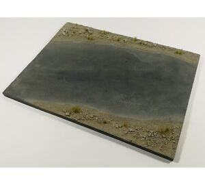 Eureka XXL 1/35 Asphalt Road Base (270x200mm, resin)