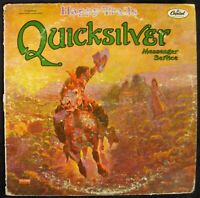 "Quicksilver Messenger Service ""Happy Trails"" 1969 Vinyl LP Record Album"