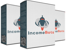 Income Bots - Would You Like To Become A FB Marketing Bot Genius?
