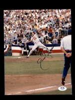 Jim Palmer PSA DNA Coa Hand Signed 8x10 Original Photo Autograph