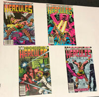 Hercules Prince Of Power Marvel Comics Limited Series (1-4)