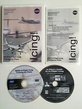 Icing! In-flight Icing Training for Pilots - NASA - DVD (eb6)