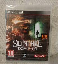 Silent Hill Downpour Ps3 PlayStation 3 Nuovo PAL ITA New Italiano Konami