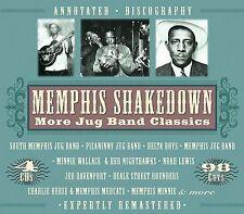 Audio CD: Memphis Shakedown: More Jug Band Classics, Memphis Shakedown-More Jug