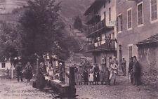 * GHIGO - Studio in Val Germanasca 1907